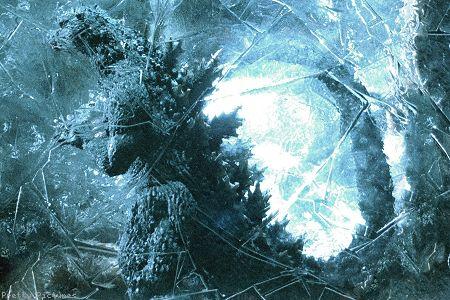 Godzilla Final Wars 2004 Skreeonk