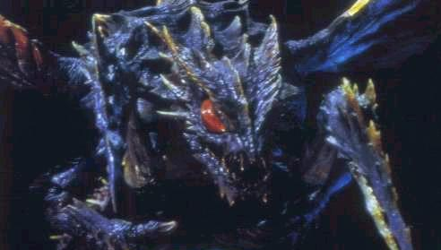 Godzilla vs Megaguirus (2000) | SKREEONK!