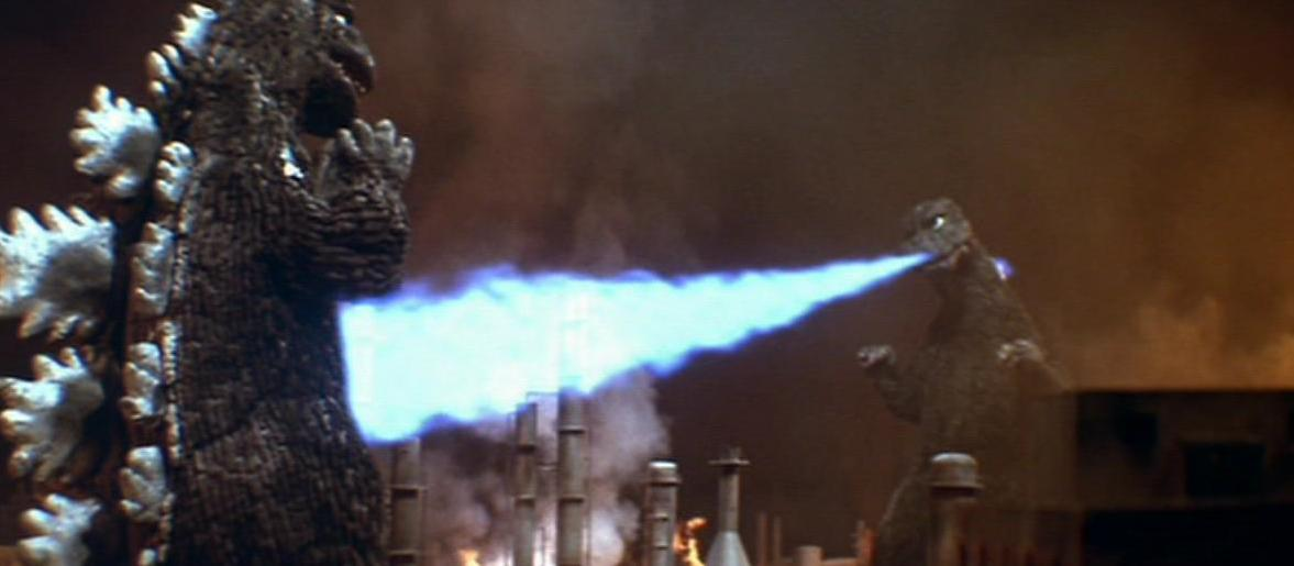 Godzilla vs MechaGodzilla (1974) – SKREEONK!