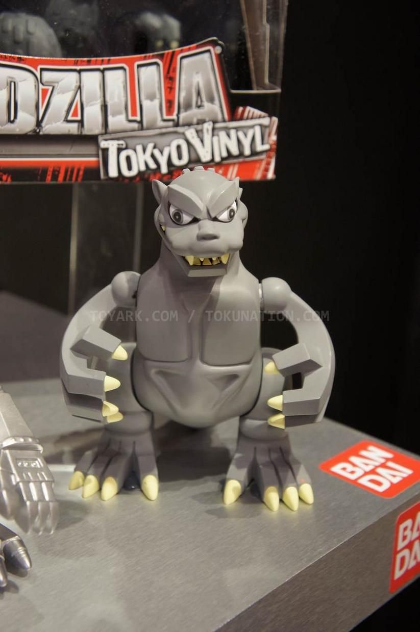 New York Toy Fair 2012 Reveals Bandai Creation S New Line
