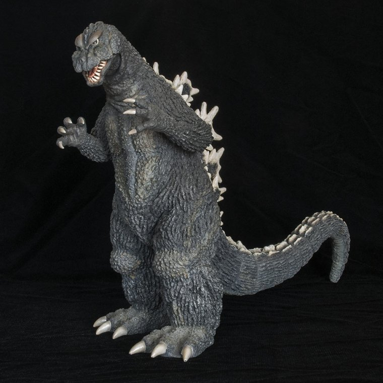 The Godzilla 1964 Vinyl by X-Plus, original 2010 release.