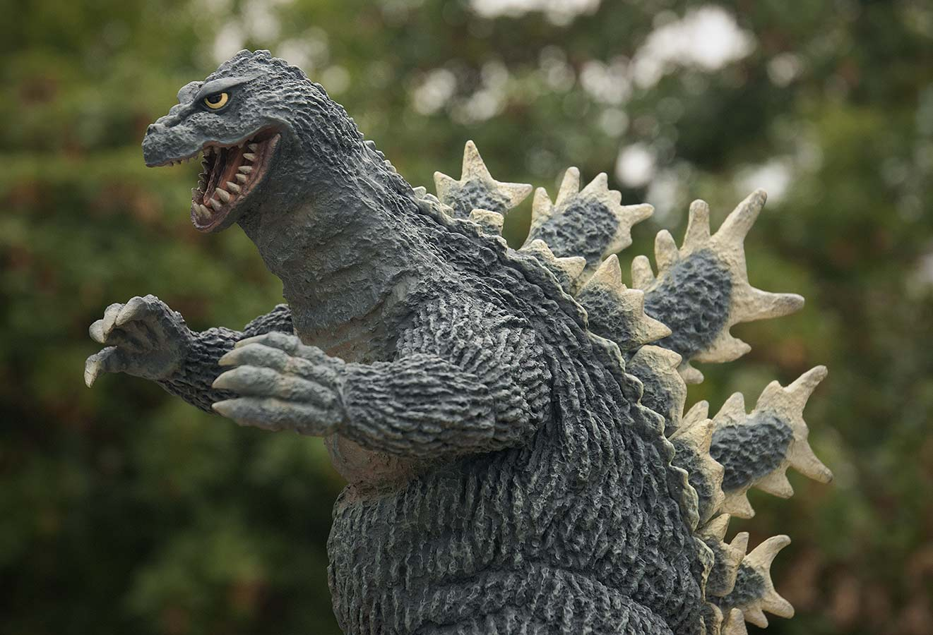 Godzilla 1962 Suit X-Plus to Re-Issue God...