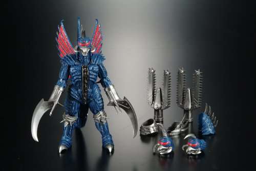 Tamashii Nation Reveals S.H. MonsterArts Final Wars Gigan ...