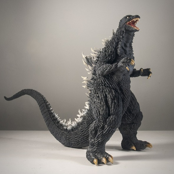 Kaiju Addicts - X-Plus Godzilla 2003 Re-Issue.
