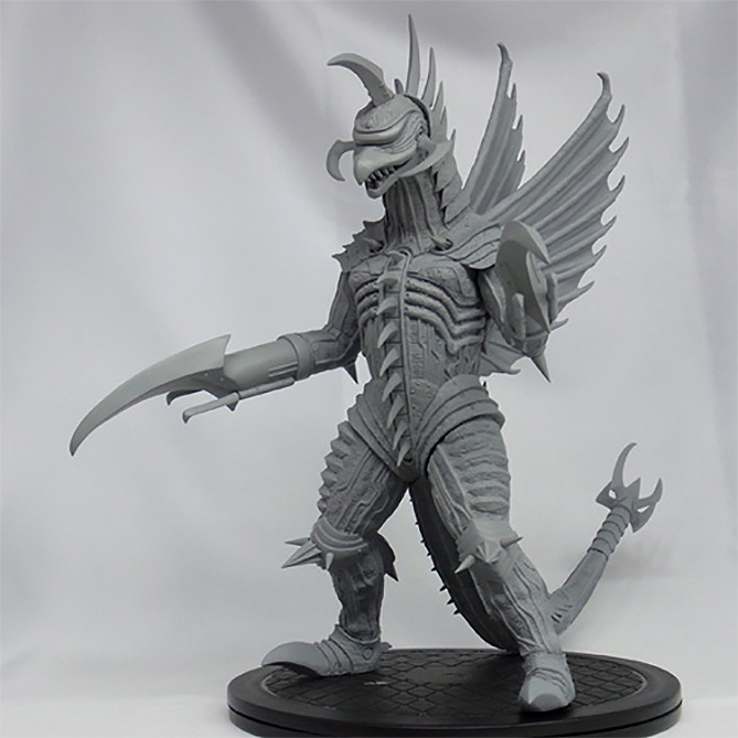 Kaiju Addicts - X-Plus Gigan 2004.