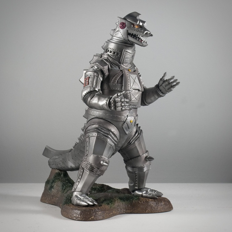 X-Plus 30cm Series Mechagodzilla 1974 vinyl figure.