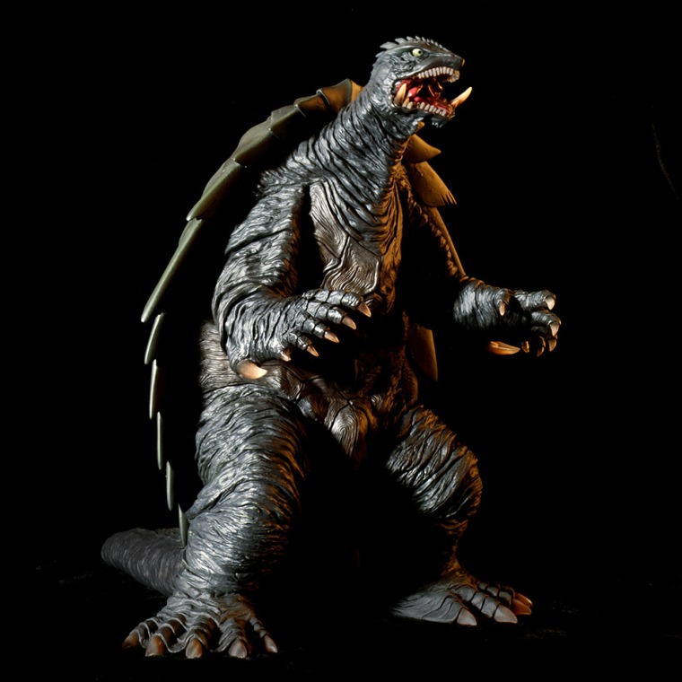 X-Plus Gamera 1999. Photo by John Stanowski / Kaiju Addicts.