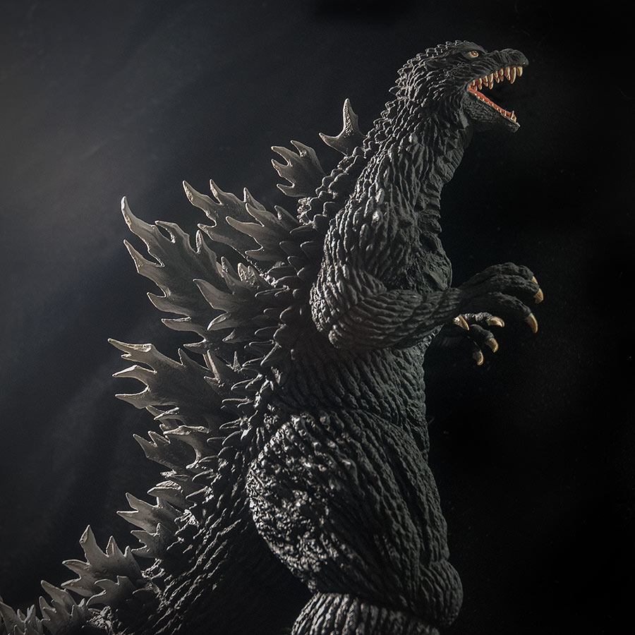 Kaiju Addicts Review Previews Of X Plus Godzilla 1999