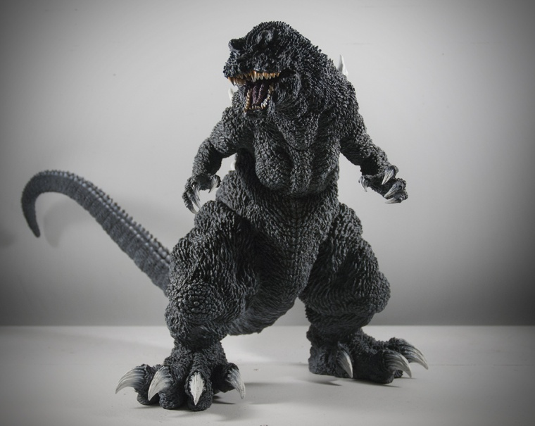 X-Plus Gigantic Series Godzilla 2001.
