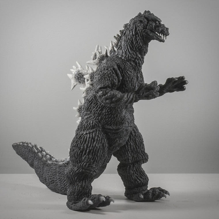 Kaiju Addicts: X-Plus Toho 30cm Series Godzilla 1955 Vinyl Figure.