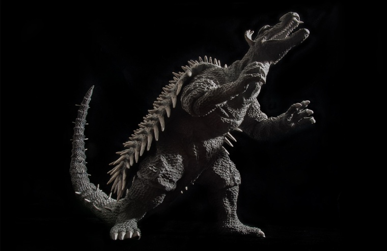 Kaiju Addicts: X-Plus Toho 30cm Series Anguirus 1955 Vinyl Figure.