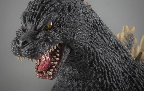 Kaiju Addicts: X-Plus Toho 30cm Series Godzilla 1989 Vinyl Figure.