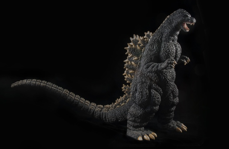 Kaiju Addicts: X-Plus Toho 30cm Series Godzilla 1989 Vinyl Figure.