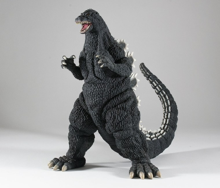 30cm Series Godzilla 1992. Photo by John Stanowski / Kaiju Addicts.