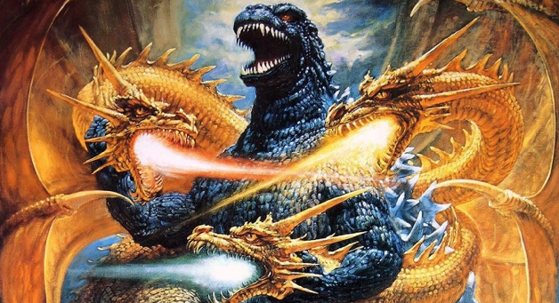 Godzilla-King-Ghidorah